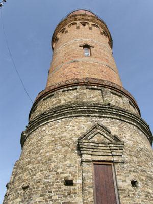 Новгород-Северский. Водонапорная башня