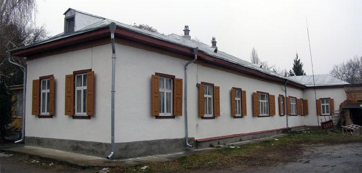 Будинок лікаря Козачківського