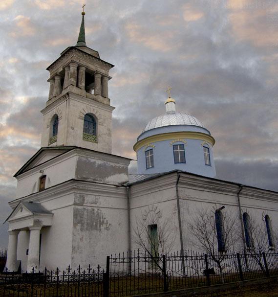 Борисоглібська церква
