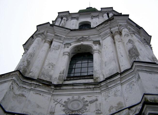 Дзвіниця Вознесенського монастиря