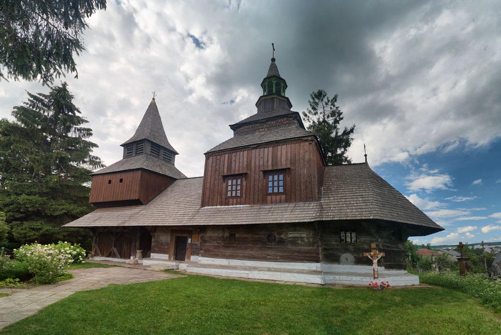 ➤ Рогатин. Церква Святого Духа Історія • Цікаві факти • Що подивитись в  Рогатин. Церква Святого Духа?