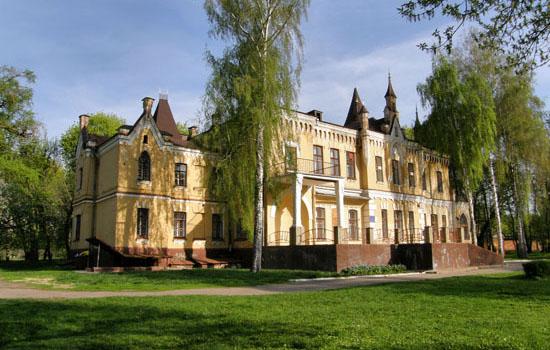 Чернігів. Будинок Глібова