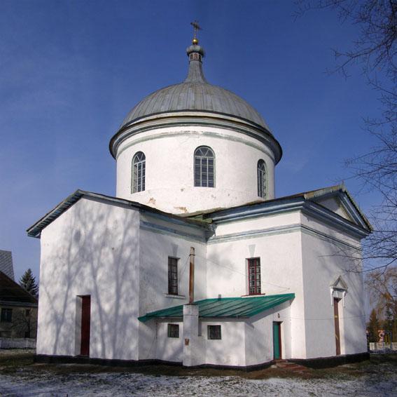 Церква Спиридона Триміфунтського