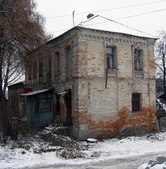 житловий будинок 19 ст.