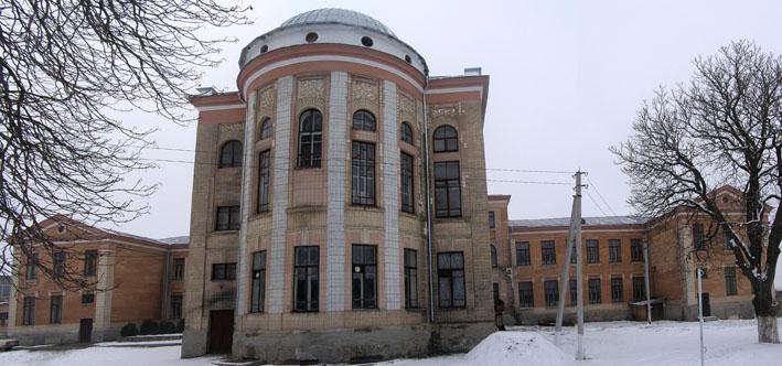 Сквирська гімназія