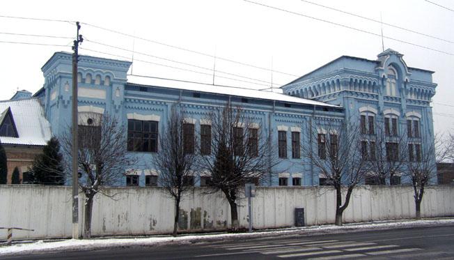 Горільчаний завод 19 ст.