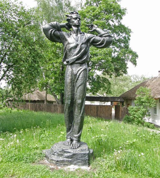 Сосница. Музей Довженко