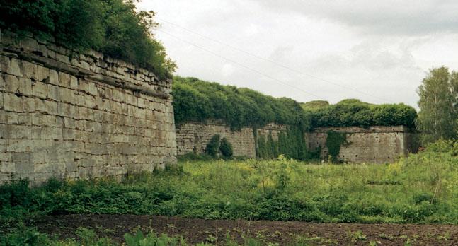 Замок - головна пам'ятка Золочева