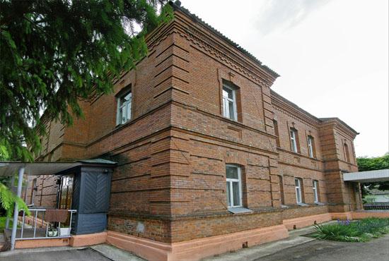 Степановка. Земская школа