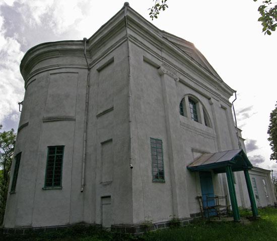 Стольное. Андреевская церковь