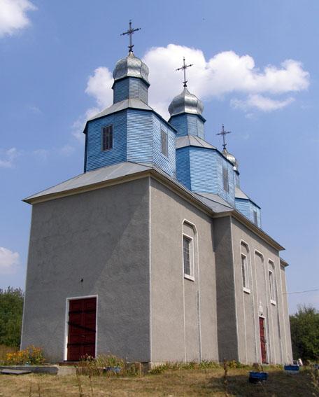 Покровська церква