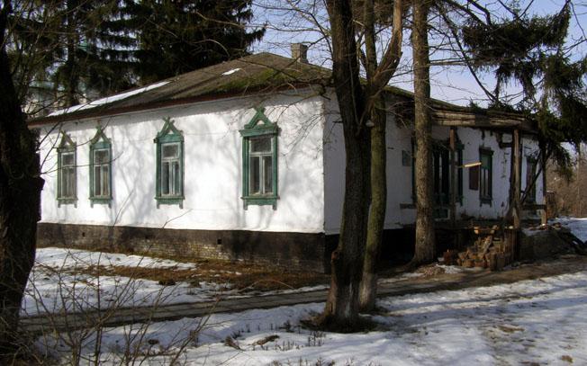 Садибний будинок