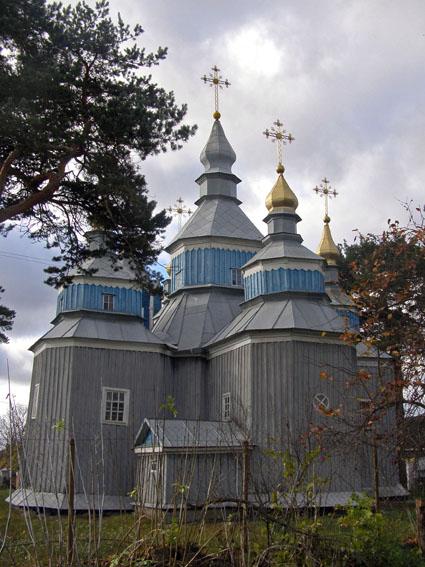 Миколаївська церква