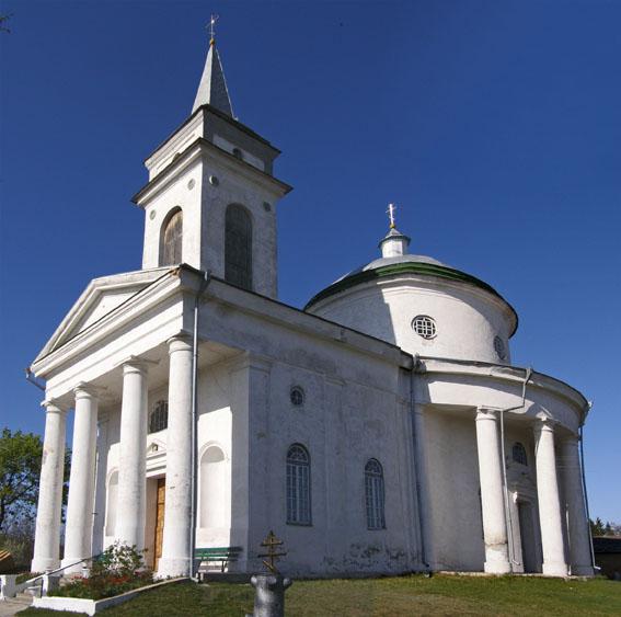 Троїцька церква