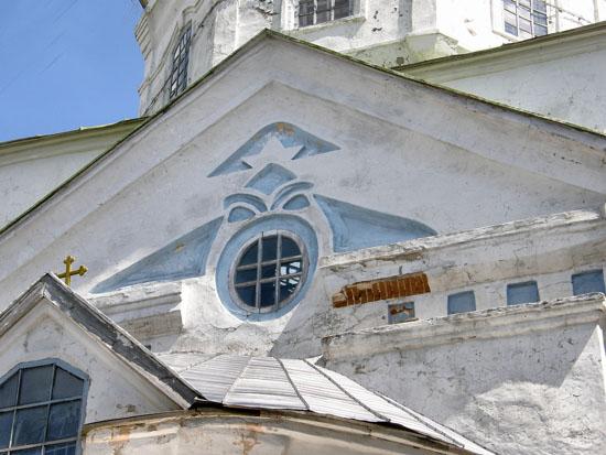 Короп. Вознесенская церковь
