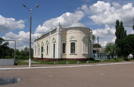 Короп. Феодосиевская церковь