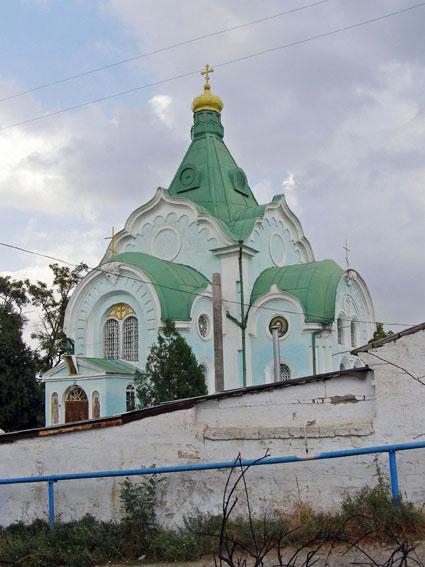 Афанасіївська церква