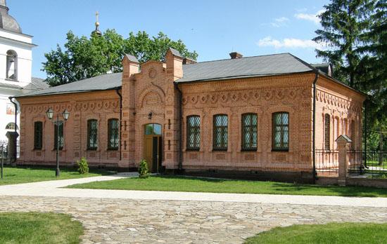 Батурин. Церковно-приходская школа