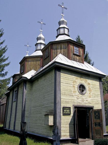 Церква із села Сухий Яр
