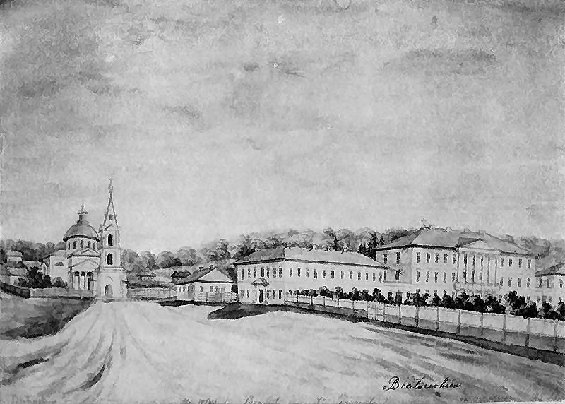Біла Церква. Наполеон Орда