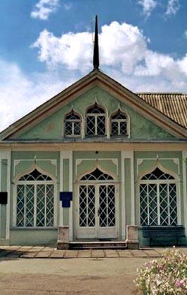 Флігель палацу Лопухіних