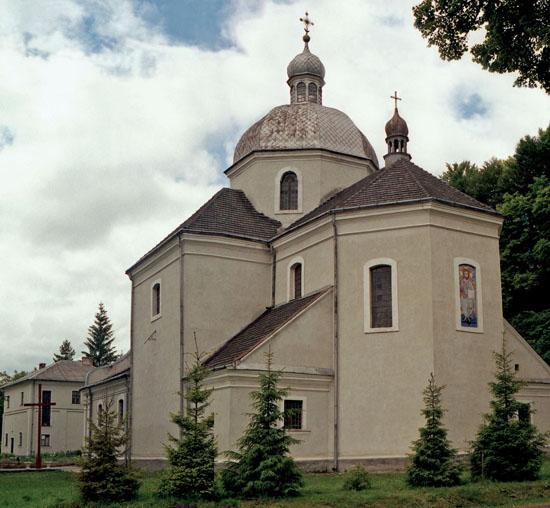 Благовіщенська церква