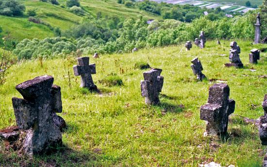 Старовинний цвинтар