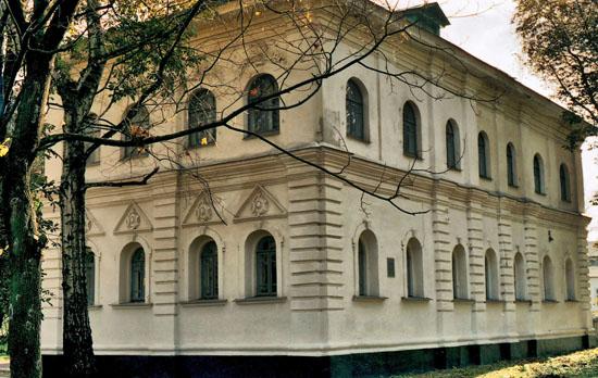 Будинок полкової канцелярії