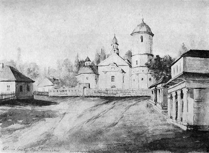 Олесько. Наполеон Орда