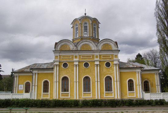 Церква Михаїла та Федора