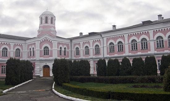 Аграрний університет. Церква Марії Магдалини