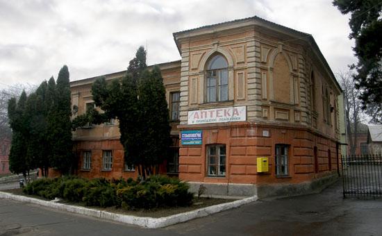 старовинна аптека