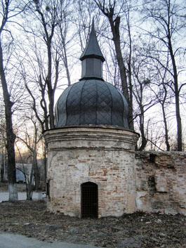Башта Кирилівського монастиря