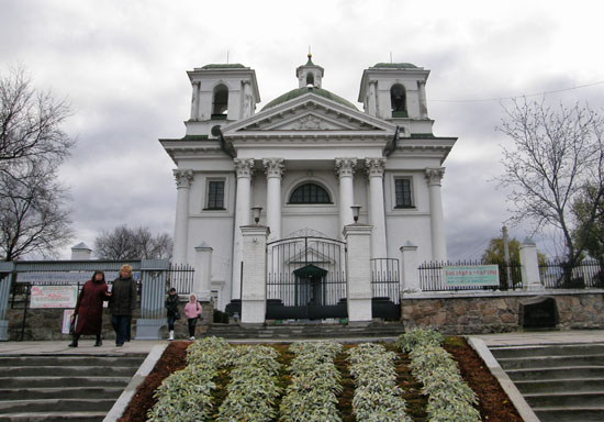 Костел Иоанна Предтечи