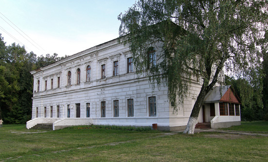 Палац у Бочечках