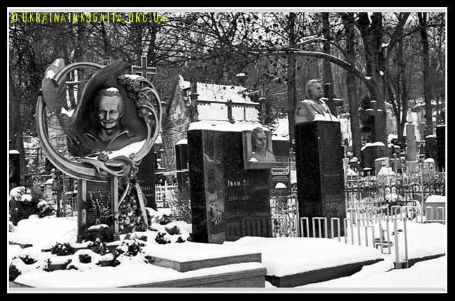 Могила Вячеслава Чорновола