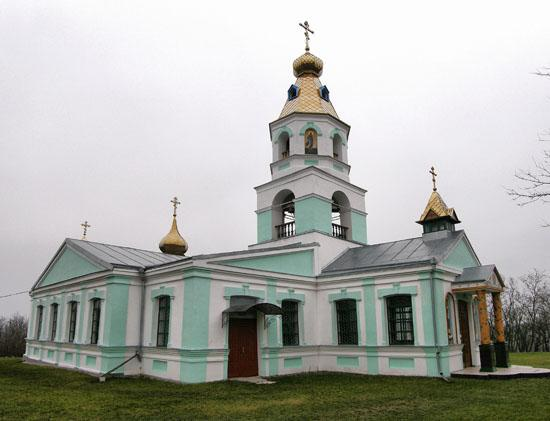 Онуфріївська церква