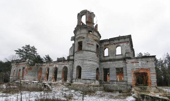 Палац у Денишах