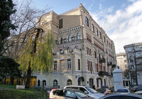 Дом Дьякова