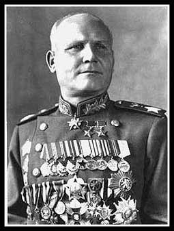 Маршал Конєв