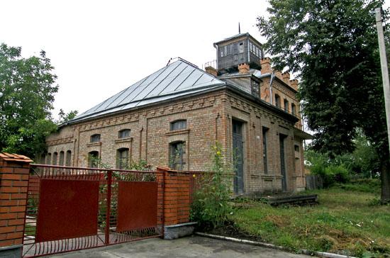 Будинок Кримських