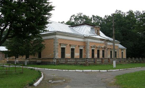 Флігель палацу у Кияниці