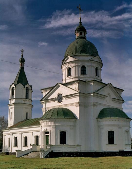 Трьохсвятительська церква
