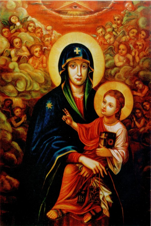 Ікона Богоматері