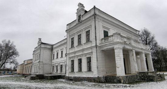 Палац у Андрушівці