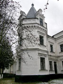 Башта палацу Терещенків