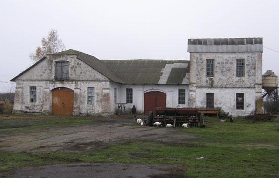 Господарський будинок