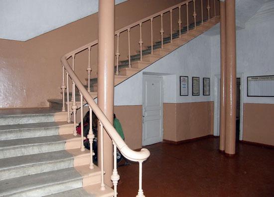 Мармурові сходи