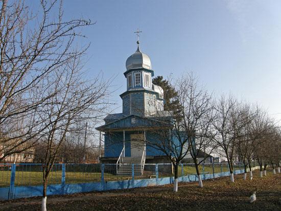 Вознесенська церква
