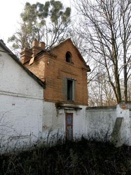 Сторожка маєтку Даховських